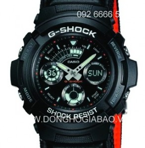 ĐỒNG HỒ G-SHOCK-AW-591MS-1ADR