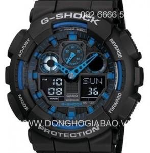 ĐỒNG HỒ G-SHOCK-GA-100-1A2HDR