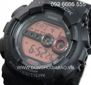 ĐỒNG HỒ G-SHOCK-GD-100MS-1DR