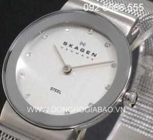 ĐỒNG HỒ SKAGEN-358SSSD